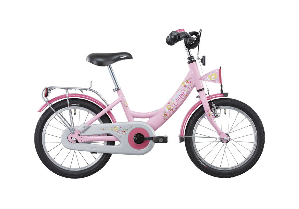 puky zl 16 1 kinderfahrrad 16 alu lillifee online kaufen. Black Bedroom Furniture Sets. Home Design Ideas